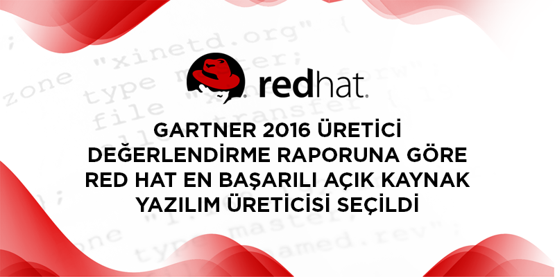 Red Hat Gartner 2016
